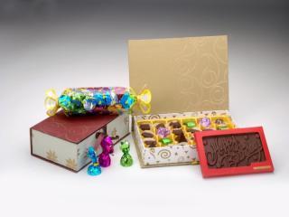buy Happy Birthday Chocolate Slab by Chocolate Junction