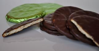buy Chocolate Coated Biscuit by Chocolate Junction