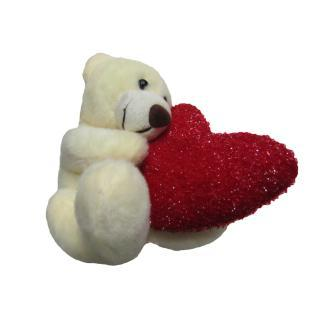 buy Teddy with heart