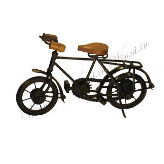 buy Iron Bicycle ShowPiece Small