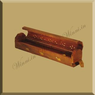 buy Wooden Inscence Stick Holder