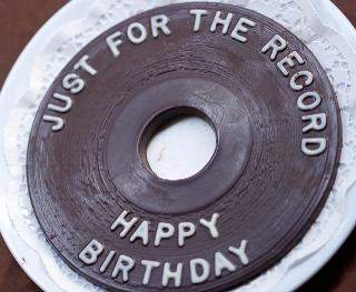 buy JUST FOR THE RECORD HAPPY BIRTHDAY