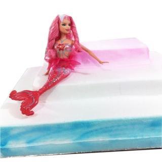 buy Mermaid Sitting (Vanilla) Cake