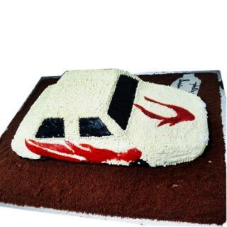 buy Car  ( Strawberry) Cake
