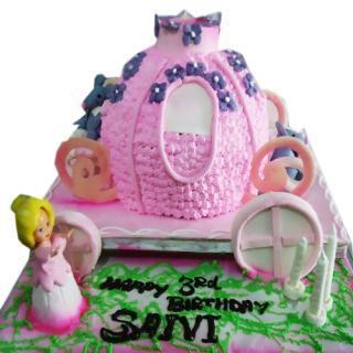 buy CHARRIOT ( Strawberry) Cake