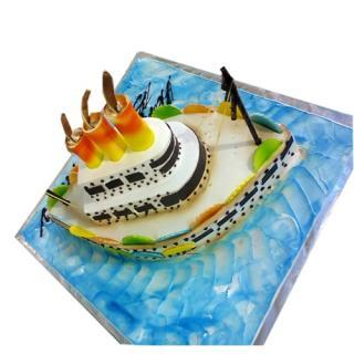 buy Ship ( Blue berry) Cake