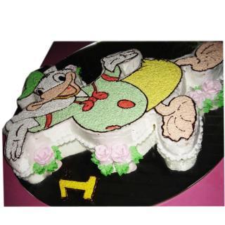 buy Donald ( Mango) Cake