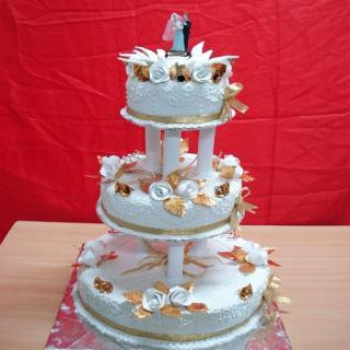 buy Wedding ( Butterscotch) Cake
