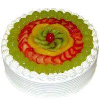 Midnight Fresh Fruit Cake delivery in bangalore
