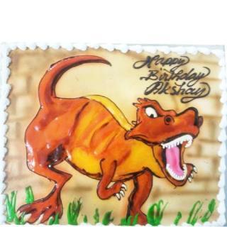buy Dinosaur ( Mango) Cake