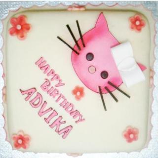 buy Hello Kitty (Vanilla) Cake