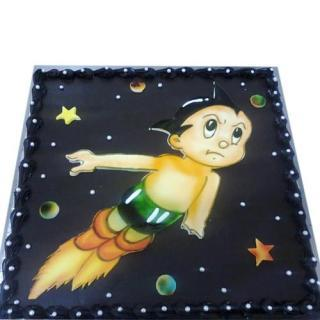 buy Night Flying Bheem ( Chocolate) Cake