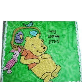 buy Winnie The Pooh Cake (black forest)