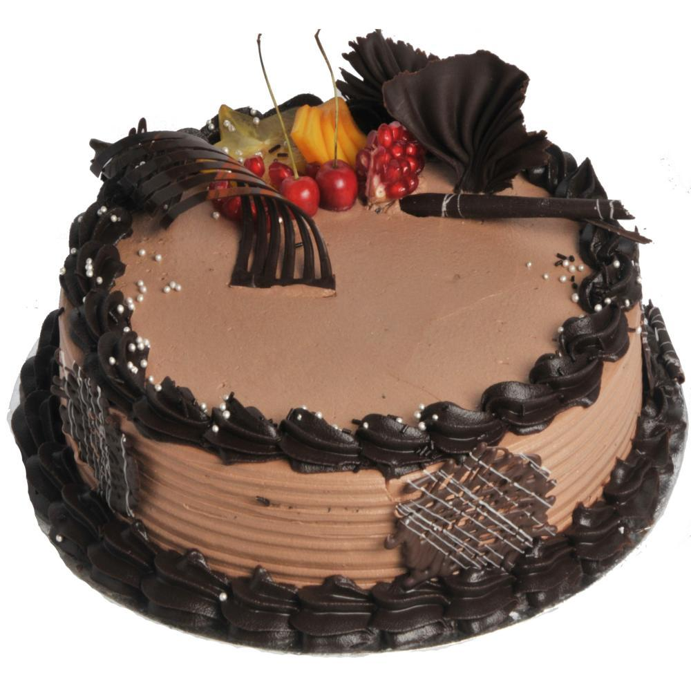 Wedding Return Gifts In Bangalore: Chocolate Cream Gateaux Cake In Bangalore