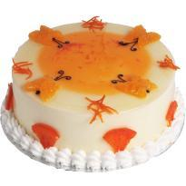 buy Chef bakers Orange Honey Pot Cake online in Bangalore