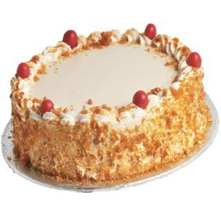 buy Butter Scotch Cake  (Eggless)
