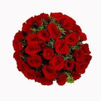buy 24 Red Rose Bouquet