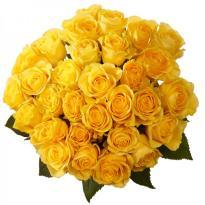 buy 50 Yellow Rose Bouquet