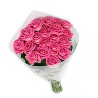 buy 24 Pink Rose Bouquet