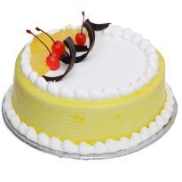Pine Apple Cake delivery in hyderabad