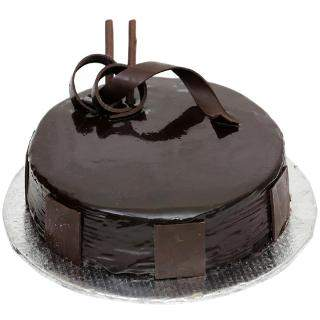 buy Double Chocolate Cake  (Eggless)