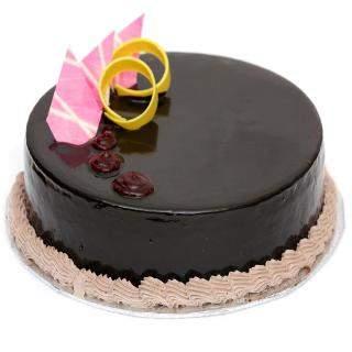 buy Choco Velvette Cake  (Eggless)