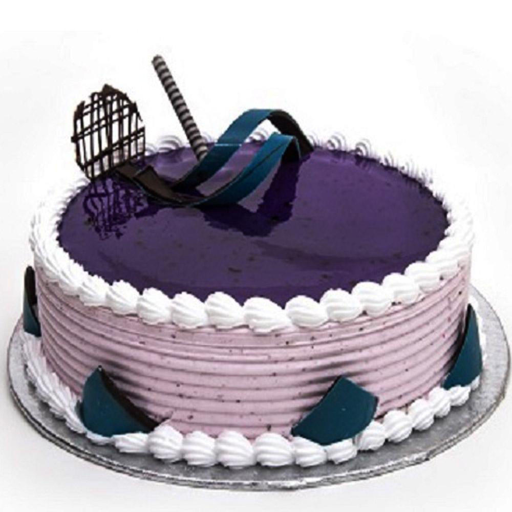Wedding Return Gifts In Bangalore: Black Currant Cake In Bangalore