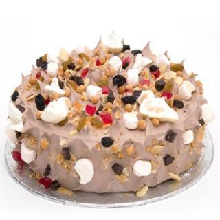 buy Rocky Road Cake  (Eggless)