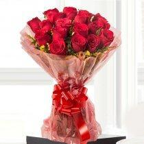 buy 40 Red Roses Bunch