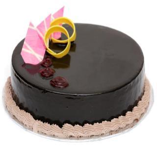 buy Choco Velvette Eggless Cake