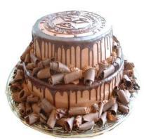 2 tier Cake
