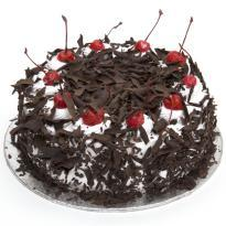 Midnight Black Forest Cake delivery in ahmedabad