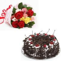 Midnight Sweet Gesture delivery in ahmedabad