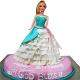 view Barbie Doll Eggless Cake