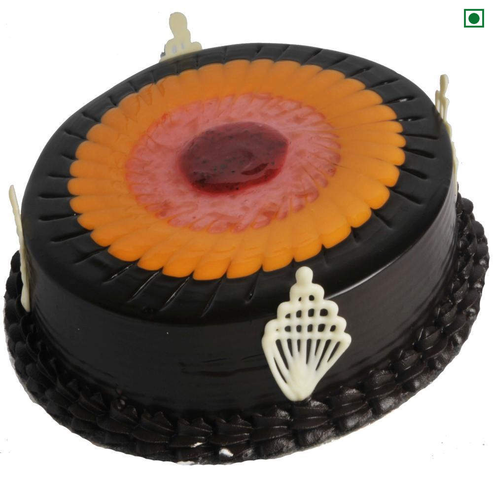 buy Car Shape Eggless Cake