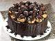 view Chocolate Profitrol Eggless Cake