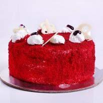 buy Plain Chocolate Eggless Cake