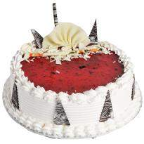 buy Strawberry Eggless Cake