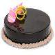 view Choco Valvette Eggless Cake