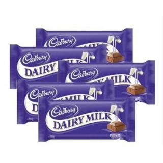 buy 5 Dairy Milk Chocolates