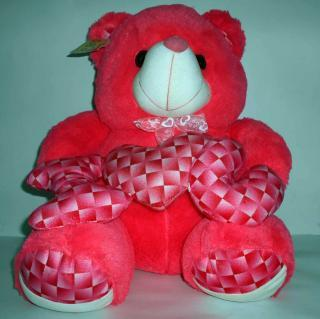 buy I love you Teddy(pink)