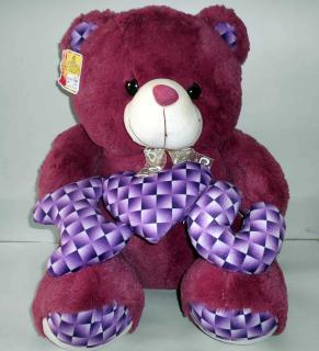 buy I love you Teddy(purple)