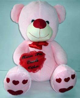 buy Made for each other teddy(light pink)