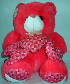 buy I love you Teddy(Dark Pink)