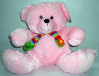 buy puffy bear(light pink)