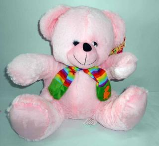buy puffy bear (pink)