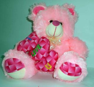 buy I love you bear(light pink)