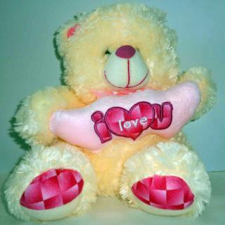 buy I love you bear(cream)