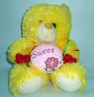 buy sweet teddy bear(yellow)
