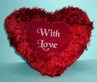 buy shining heart with love teddy